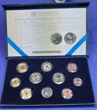 """Malta 2011 KMS 1 Ct bis 2 Euro """" Wahl der Ersten Abgeordneten 1849 """"   im Etui"""