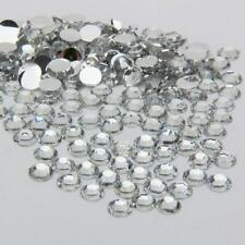 5000PCS Crystal Flat Back Resin Rhinestones Gems 33 colors 2mm,3mm, 4mm,5mm,6mm