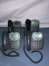 Lot Of 4 Avaya 2410 Digital Display Telephone 2410d01b700381999