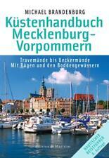 Küstenhandbuch Mecklenburg-Vorpommern von Michael Brandenburg (2018, Gebundene Ausgabe)