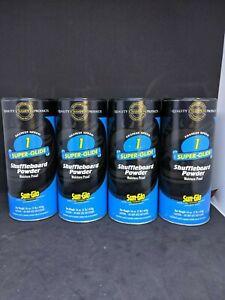 Sun Glo Shuffleboard  powder / wax - 1 speed - 4 pack