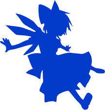 Touhou Project Cirno Character Decal sticker