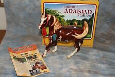 BREYER VINTAGE COLLECTOR'S CLUB 2017 QUINN GLOSSY SABINO ARABIAN SHAM