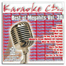 Karaoke CDG CD+G - Best of Megahits Vol.30 - Pop und Chart Megahits - Neuware
