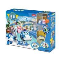 Academy Robocar Poli Auto Deluxe Traffic Play Set Famous Animation Korea Toy_V