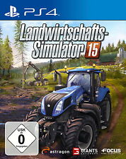Landwirtschafts-Simulator 15 (Sony PlayStation 4, 2015, DVD-Box)