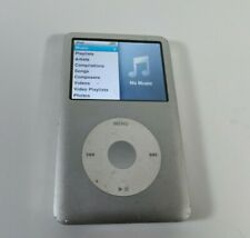 Apple Ipod Classic MP3 Player 120 GB Sliver Model A1238 Tested