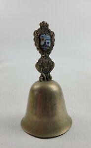Vintage KLEPA ARTS Walt Disney World bronze Tone Bell