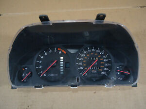 1998 HONDA PRELUDE A/T SPEEDOMETER INSTRUMENT CLUSTER 231,701 MILES