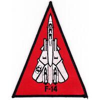 US Navy Grumman F-14 Tomcat Triangle Patch NEW!!!