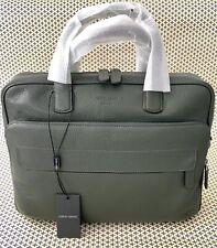 Borsa Giorgio Armani Uomo Briefcase Pelle Made In Italy Con Tracolla Porta PC
