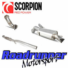 """Scorpion Corsa VXR Exhaust 3"""" Turbo Back System Non Res Inc Sports Cat A16 10-13"""