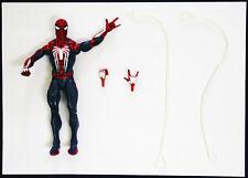 Spider-Man Gamerverse Marvel Legends Gamestop PS4 2018 Hasbro loose figure