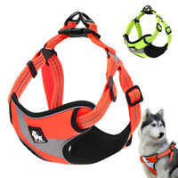 Truelove Step In Pet Dog Harness Reflective Adjustable Vest for Small Large Dogs