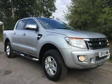 2013 FORD RANGER 2.2 TDCI LIMITED DOUBLE CAB 4x4 PICK UP GENUINE 109k FSH 1 PREV
