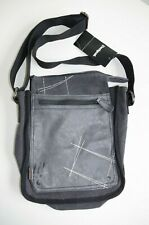 DESIGUAL MENS MESSENGER POUCH CROSSBODY SHOULDER BAG FAUX LEATHER MEDIUM NEW 181