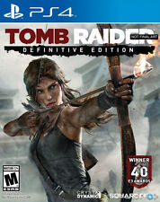 Tomb Raider The definitive Edition (sony Ps4)