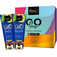 StBotanica Go Curl Shampoo + Conditioner For Curly Hair - 200ml x 2 (Pack of 2)