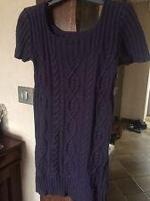 Robe BANANA MOON T M 36/38 Coloris Violet/pourpre Très Bon État Val 90 Euros
