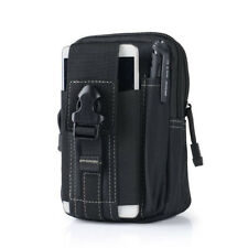 Army Tactical Holster Military Molle Waist Belt Bag Pouch for Apple iPhone XS