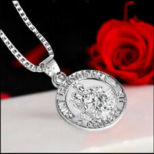 """New Sterling Silver Saint St Christopher Necklace 18"""" OPTIONS"""