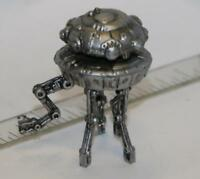 MICRO MACHINES STAR WARS IMPERIAL PROBOT PEWTER COLOR