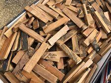 Parquet flooring - reclaimed teak (50 fingers)