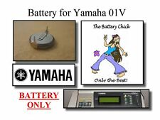 Battery for Yamaha 01V Mixing Console - Internal Memory Replacement Battery