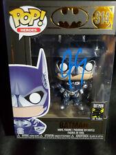 George Clooney SIGNED Funko Pop! Batman & Robin DC