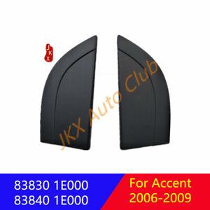 Genuine Delta Molding Rear LH&RH 2x l Fit for 2006-2010 Hyundai Accent