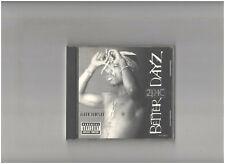 2pac Tupac - Better Dayz - Album Sampler - Promo CD - FREE S&H