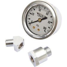 Reloj Presion Aceite Para Harley-Davidson® Shovelhead Oil Pressure Gauge 100 PSI