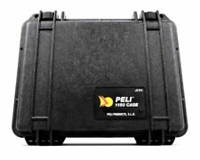 Peli 1150 with foam set, protector case small handheld,tough water proof.NEW!!