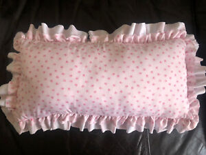Rachel Ashwell Simply Shabby Chic Custom Pink Mon Ami Cabana  Toss Sofa Pillow