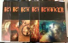 CHOKER #1, 2, 3, 4, 5 Ben Templesmith & McCool Image Comics almost full set
