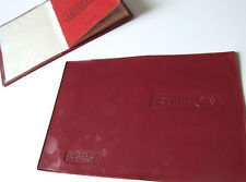 Komsomol FDJ Hülle Cover Pass Ausweis UdSSR Sowjetunion LENIN комсомол СССР КПСС