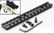 Mossberg 500 Shotgun Scope Mount 13 Slot Picatinny Rail Top Rail Mount 535 New *