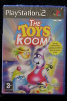 PLAYSTATION 2 PS2 - The Toys Room - Neu Versiegelt Phoenix Games Pal Eng