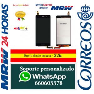 Pantalla Completa para Huawei P8 Lite ALE-L21 Negra Tactil +Lcd Negro