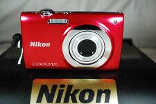 EXCELENTE NIKON CoolPix S2500 12mp Cámara Digital Compacta - VARIOS COLORES