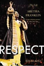 Respect: The Life of Aretha Franklin by David Ritz - Paperback - New