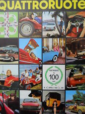 Quattroruote n°100 1964  - Test su strada OPEL Rekord 1700   [Q79B]
