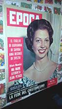 EPOCA N° 394-20 APRILE 1958- MARIA CALLAS -LE MOTO ITALIANE- RARO