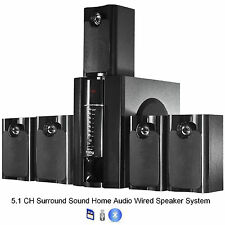 Frisby FS5020BT 800Watt Bluetooth 5.1 Surround Sound Home Theater Speaker System