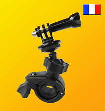 Support fixation camera GoPro Hero 1 2 3 3+ 4 5 moto vélo guidon quad scooter