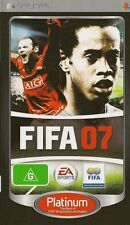 PLAYSTATION PORTABLE FIFA 07 PLATINUM PSP GAME