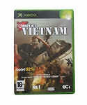 Conflict: Vietnam Xbox** ARTWORK,MANUAL & DISC ONLY **