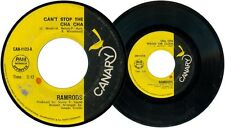 Philippines RAMRODS Can't Stop the Cha Cha OPM 45 rpm Record
