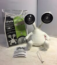 iPals Plus Poseable Alien-Like Speakers for your iPod, MP3 Player or CD Player