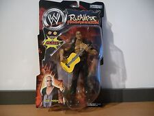 Moc Wwe Ruthless Aggression Series 4 The Rock 2003 Jakks Pacific